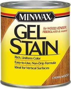 Minwax 66070000 Cherrywood Gel Stain Quart