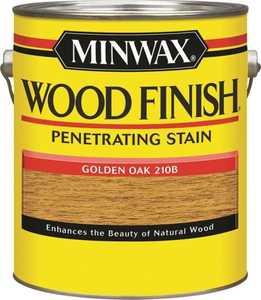 Minwax 71001000 Golden Oak Wodd Finish Gallon