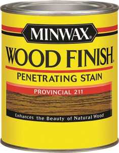 Minwax 70002444 Provincial Wood Finish Stain Quart