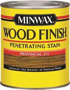 Minwax 70002444 Provincial Wood Finish Stain Quart