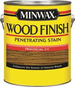 Minwax 71002000 Provincial Wood Finish Stain Gallon