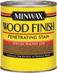 Minwax 70006444 Special Walnut Wood Finish Stain Quart
