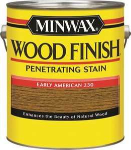 Minwax 71008000 Early American Wood Finish Stain Gallon