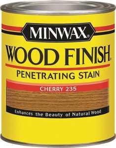 Minwax 70009444 Cherry Wood Finish Stain Quart