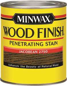 Minwax 70014444 Jacobean Wood Finish Stain Quart