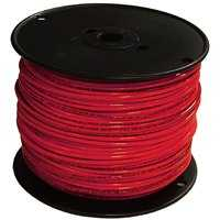 Southwire 14RED-SOLX500 14red-Solx500 Thhn Single Wire