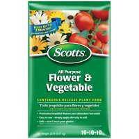 Scotts 8076267 All Purpose Flower And Veg 20lb
