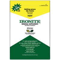 Ambrands 436136 Ironite 1-0-1 40 Lb
