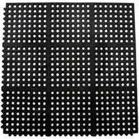 Quality Rubber Resource 8178667 3x3 in terlocking Anti Fatigue Mat