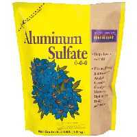 Bonide Products 8185597 4lb Aluminum Sulfate