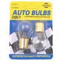 Eiko Ltd 2057-2BP Miniature Auto Bulbs