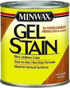 Minwax 26030000 Antique Maple Gel Stain 1/2-Pint