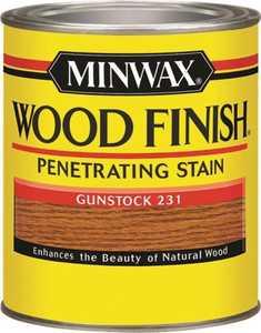 Minwax 70045000 Gunstock Wood Finish Stain Quart