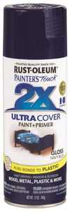 Rust-Oleum 249098 Painter's Touch Spray Paint And Primer Navy Blue