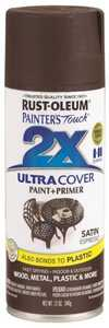 Rust-Oleum 249081 Painter's Touch Spray Paint And Primer Espresso