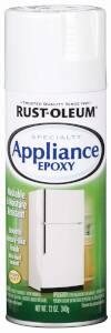 Rust-Oleum 7881830 Specialty Appliance Epoxy Spray Paint White