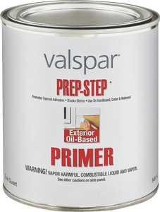 Valspar 983 Prep-Step Exterior Oil Primer White 1 Qt
