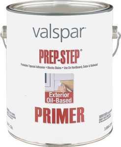 Valspar 983 Prep-Step Exterior Oil Primer White 1 Gal
