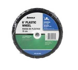 Arnold Corp 650-P Plastic Diamond Tread Wheel