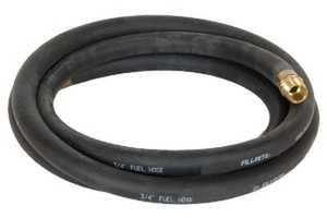 Tuthill Corporation FRH07512 Fill-Rite Fuel Transfer Hose With Static Wire 3/4 In X12 Ft