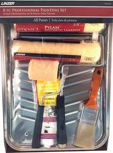 Linzer Products RS701-SP 8-Piece Professional Painting Set