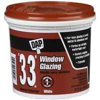 Dap 12122 Qt White Glazing Compound