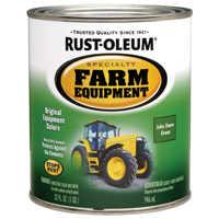 Rust-Oleum 7435502 Qt John Deer Green Stoprust