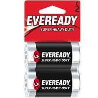 Energizer Battery 1235SW-2 Super Heavy Duty C Battery 2pk