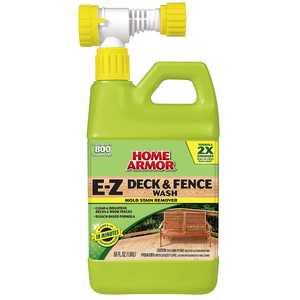 WM Barr FG512 Home Armor E-Z Deck & Fence Wash 56 oz