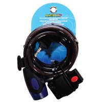 Kent International Inc. 92009 Club Cable Lock W/Key