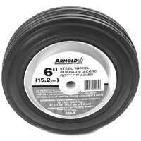 Arnold Corp 490-320-0003 Steel Rib Tread Wheel