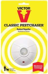 Victor M690S Sonic Pestchaser Rodent Repellent Speaker, 1-Pack