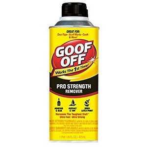 WM Barr FG653 Goof Off Pro Strength Remover 16-Ounce