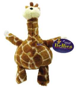 Aspen Pet 54272 Bellies Xlarge Giraffe