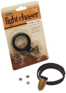 PETMATE, INC/DOSKOCIL 58020 Light Chaser LED Light Cat Collar