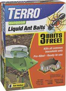 Senoret Chemical 1806 Terro Outdoor Liquid Ant Bait