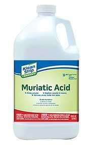 WM Barr GKGM75006 Safer Muriatic Acid Gallon