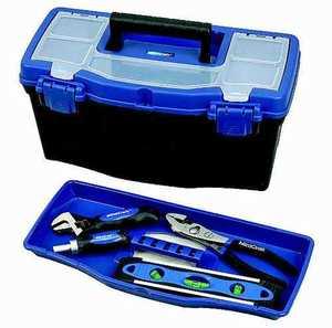 MintCraft 0182592X 16 in Plastic Toolbox/Organizer