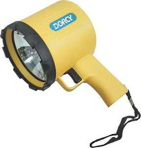 Dorcy International 41-1097 Rechargeable Freestanding Spotlight