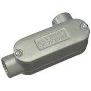 Halex Company 58907 3/4 in Rigid Lr Conduit Body