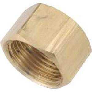 Anderson Metal 730081-04 1/4 Compression Cap