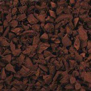 International Mulch Co NS08RW Rubber Nuggets-Redwood