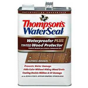 Thompsons 11831 Nutmeg Brown Wood Protector