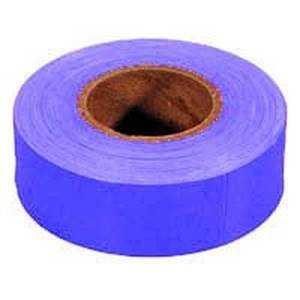 Irwin 65903 Blue Flag Tape 300 ft