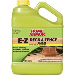 WM Barr FG505 Home Armor E-Z Deck & Fence Wash Gallon