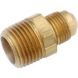 Anderson Metal 754048-0402 Connector 1/4m Flare X1/8mpt