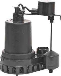 Superior Pump 92372 1/3hp Plastic Sump Pump Vertical