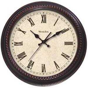 Westclox 32059 20 in Round Decorative Wall Clock
