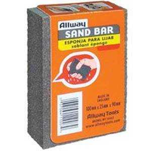 Allway Tools Inc MF Medium/Fine Sandbar
