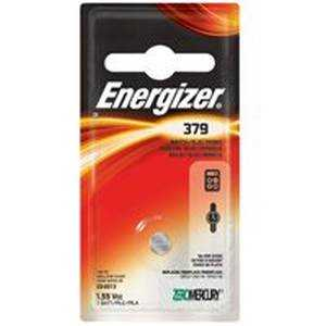 Energizer Battery 379BPZ Watch Battery No-Merc